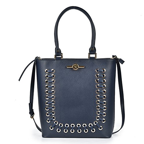 Sally Young ,  Mädchen Damen Tasche blau