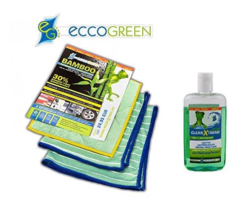 eccogreen-di-bambu-set-1-x-panni-in-microfibra-intensamente-vorr-einig-pulizia-di-bambu-2-x-1-x-clea