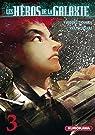 Les héros de la galaxie, tome 3 par Fujisaki
