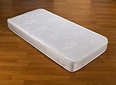 """3ft"""" single cabin bed or bunk bed mattress deep reflex foam, 4"""" mattress medium firm. FB004"""