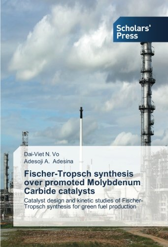 Fischer-Tropsch Synthesis Over Promoted Molybdenum Carbide Catalysts