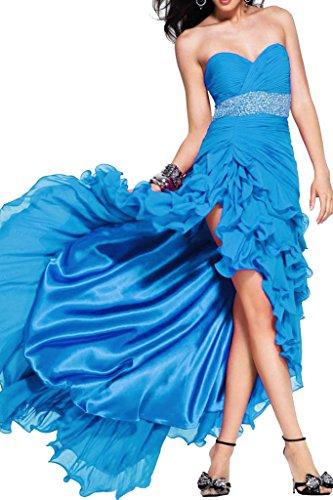 Ivydressing - Robe - Trapèze - Femme Bleu - Bleu