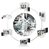 atFoliX Filtre de confidentialité pour Wismec Wotofo Flux Film de protection confidentiel - Set de 1 FX-Undercover Vie privée à 4 voies Film Protection d'écran