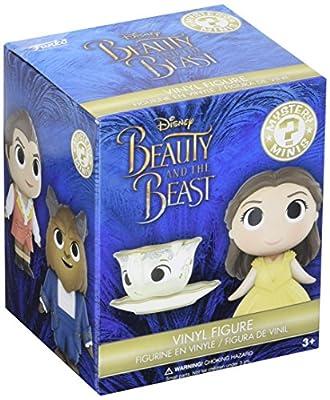 Funko - Figurine Mystery Minis Disney La Belle et la Bête Movie - 1 boîte au hasard / one Random box - 0889698122252