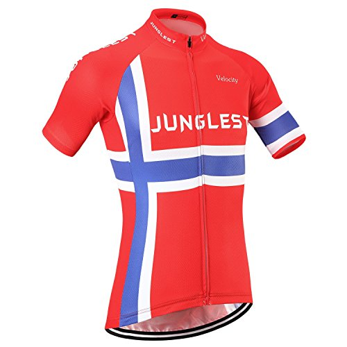 2015 Mode Maillots de cyclisme manches courtes Homme Sports de plein air respirant séchage rapide Outdoor Cycling Jerseys Jersey