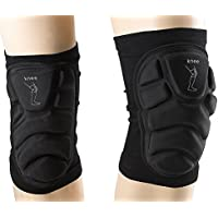 TTIO Knee Pads-Breathable Soft Lightweight Knee Padded for Skiing Skating Snowboarding Unisex