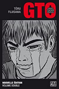 GTO : Great Teacher Onizuka Edition double Tome 8