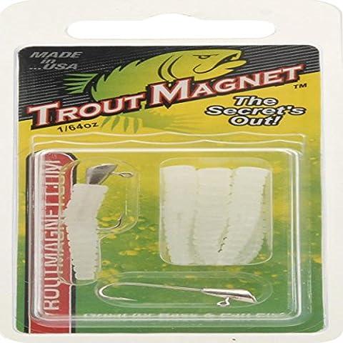 Di Leland esche trota magnete attira il colore: Glow In The Dark (87672) - Trota Magnete Attira Il