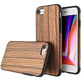 """ROCK """"Origin"""" iPhone 8 Holzhülle Tasche Schutzhülle aus echtem Holz / rosewood"""