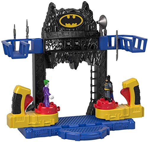 DC Super Friends FKW12 - Imaginext Battle Bathöhle Preisvergleich