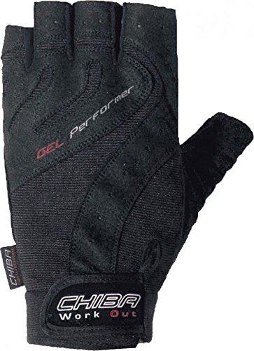 Chiba Herren Handschuh Gel Performer, Schwarz, XL, 40160 Preisvergleich