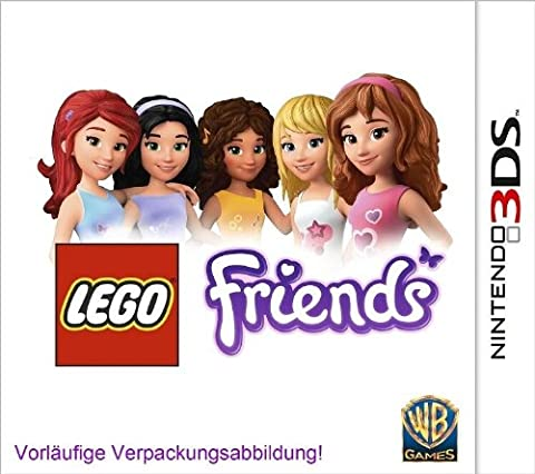 Lego Friends 3DS AT