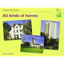 Oxford Reading Tree: Fact Finders: Unit C: Houses and Homes: Pack (6 books, 1 of each title)