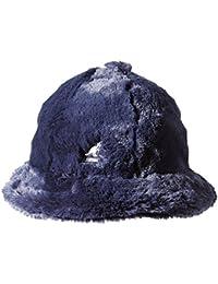 Kangol Men s s Faux Fur Casual Bucket Hat da02fe4974a2