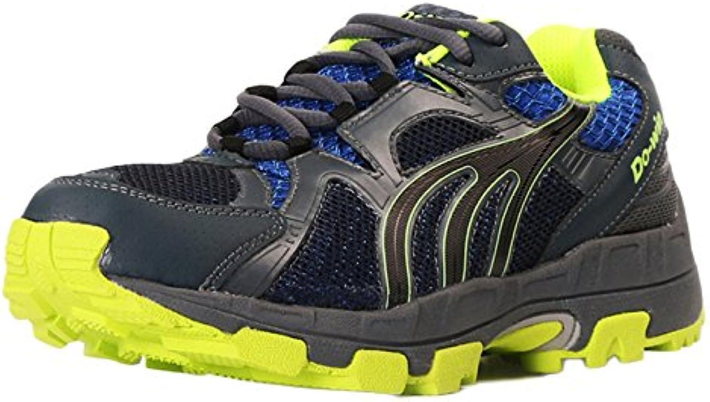 Nihiug Scarpe da Trail Running da Uomo Scarpe da Allenamento Durable Low Rise Lighten Scarpe da Trekking da Jogging...   Credibile Prestazioni    Scolaro/Ragazze Scarpa