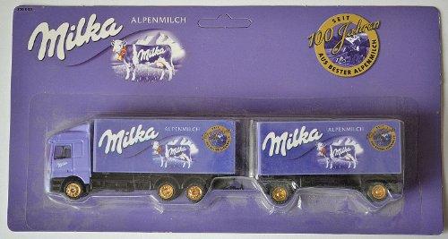 Preisvergleich Produktbild Milka - Seit 100 Jahren aus bester Alpenmilch - Variante 2 - Sammeltruck