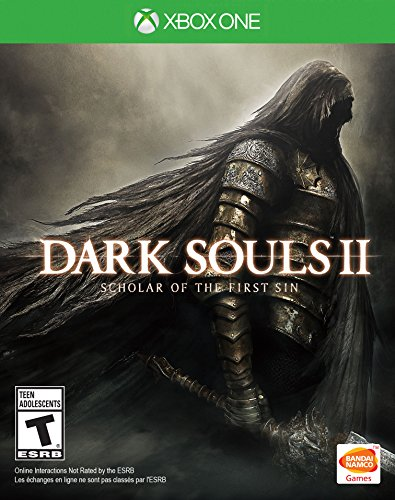 Namco Bandai Games Dark Souls II - Scholar Of The First Sin - Juego (Xbox One, T (Teen), ENG)
