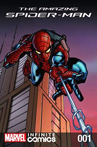 Amazing Spider-Man Cinematic Infinite Digital Comic #1 (English Edition) (Spiderman Infiniti)