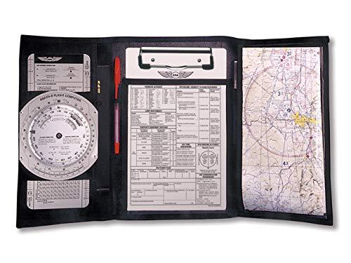 ASA long tri-fold kneeboard/triple pilotenkniebrett kniebrett rabattable