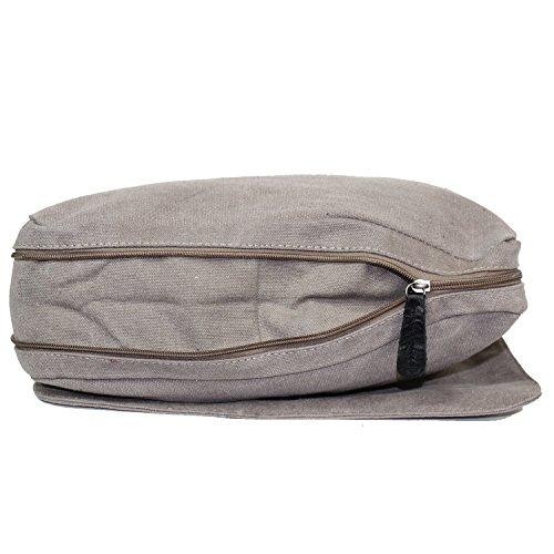 Glamexx24 Tasche Handtaschen Schultertasche Umhängetasche mit Stern Muster Tragetasche TE201620 23061 HellGrau