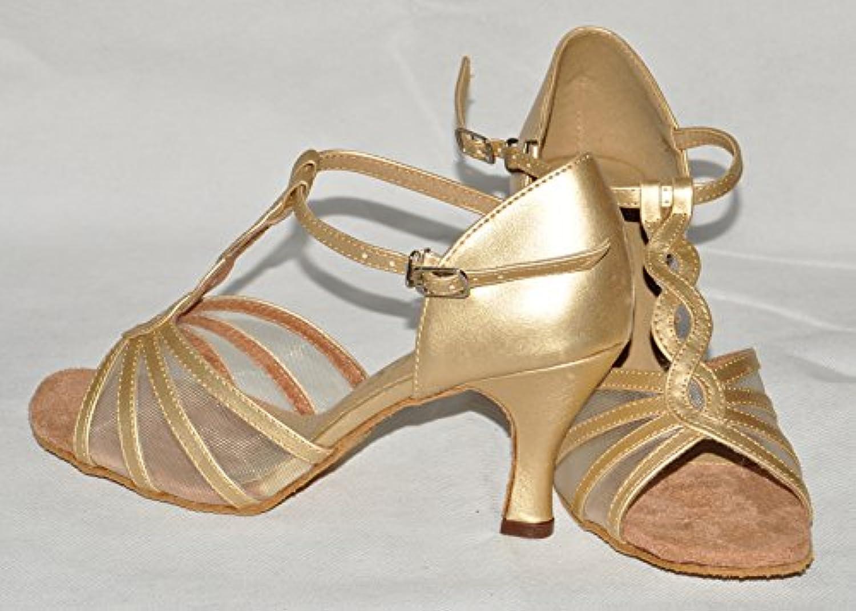 or, la danse de salon des et la taille des salon mailles des chaussures dames b002xd1bjg 5 Femmedy parent af3733