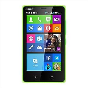 Nokia X2 (Dual SIM, Green)