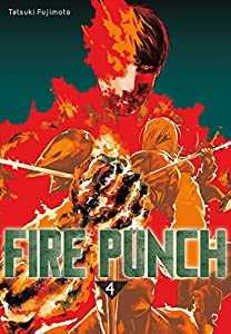 Fire Punch Edition simple Tome 4