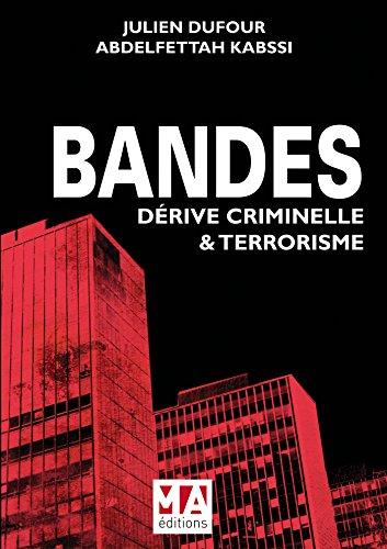 BANDES : DERIVE CIMINELLE ET TERRORISME par Julien Dufour