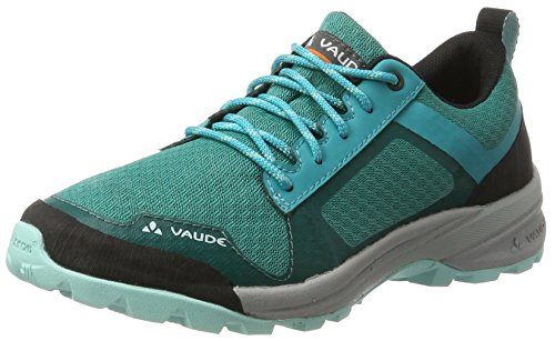 Vaude Damen Women's Tvl Active Trekking-& Wanderhalbschuhe Türkis (Reef) 4cRnyB