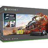 Xbox One X 1to Noire + Forza Horizon 4