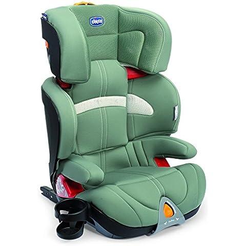Chicco 04079245890000 Oasys 2-3 Fixplus Wild - Asiento infantil para coche (grupo 2-3)