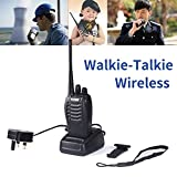 Hanbaili Walkie Talkies Long Range 16 Channel 2 Way emergenza walkie talkies batteria a lunga distanza
