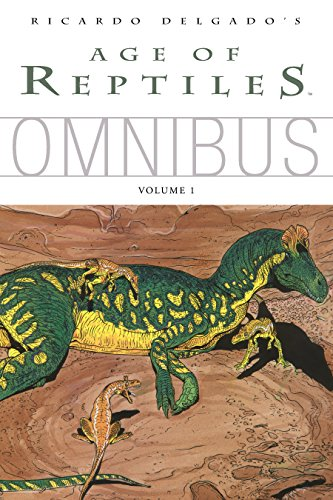 """""""Age of Reptiles"""": Wordless Storytelling Excellence"""