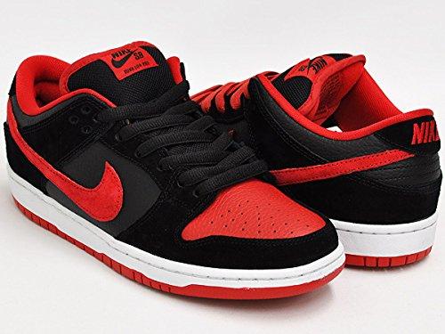 Nike , Chaussures de trail pour homme BLACK/BLACK//UNIVERSITY RED