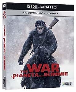 The War - Il Pianeta Delle Scimmie (4K Uhd + Blu-Ray)