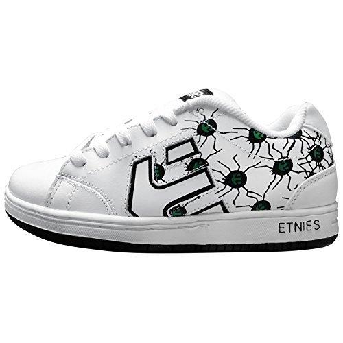 Etnies, Sneaker bambini, Bianco (bianco), 36 EU