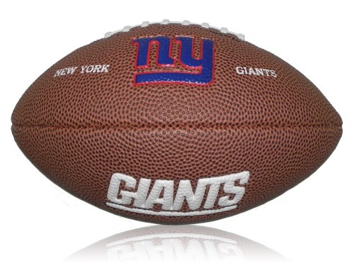 Giants Logo, Braun, Mini, WL0206244220 (Nfl Footbal)