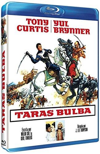 Taras Bulba (1962) ( ) [ Spanische Import ] (Blu-Ray)
