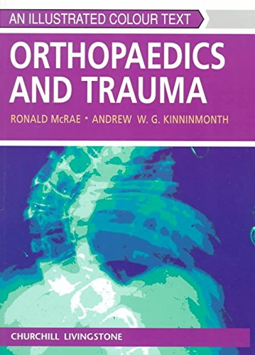 [(Orthopaedics and Trauma : An Illustrated Colour Text)] [By (author) Ronald McRae ] published on (January, 1997)