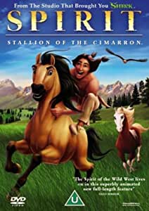Spirit: Stallion of the Cimarron [DVD] [2002]