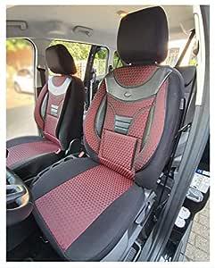 Maß Sitzbezüge Kompatibel Mit Mitsubishi Eclipse Cross Fahrer Beifahrer Ab 2018 Farbnummer 901 Baby