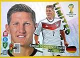 Panini Adrenalyn XL WM 2014 Brasilien - Schweinsteiger Deutschland limited Edition