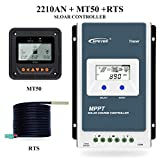 EPEVER MPPT Solar Charge Controller Tracer AN Series 10A/20A/30A/40A with 12V/24V DC Automatically