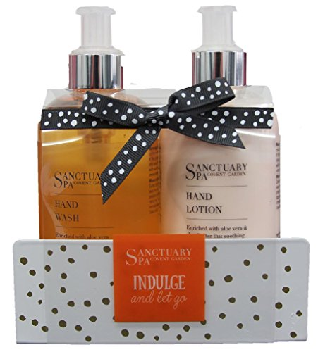 Sanctuary Indulge e Let Go mano Indulgence Duo Set Regalo
