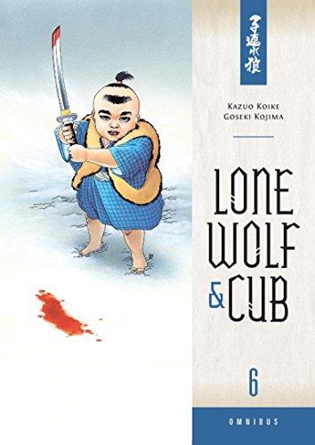 LONE WOLF & CUB OMNIBUS 06