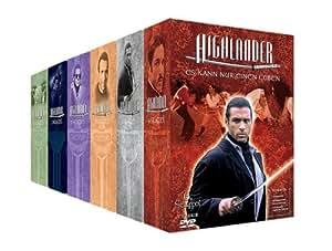 Highlander Complete Series 1 + 2 + 3 + 4 + 5 + 6 Box Set [European Import / Region 2]
