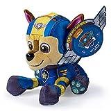 Paw Patrol – La Squadra dei Cuccioli – Pup Pals – Air Rescue – Chase – Peluche 15 cm