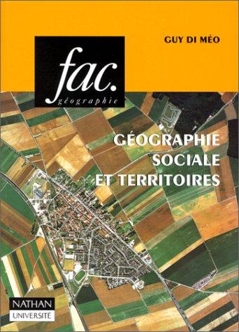 Géographie sociale et territoires