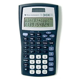 Texas Instruments 30 X II Solar Taschenrechner