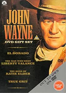 John Wayne Box Set [DVD]